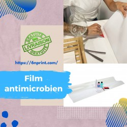 Film antimicrobien